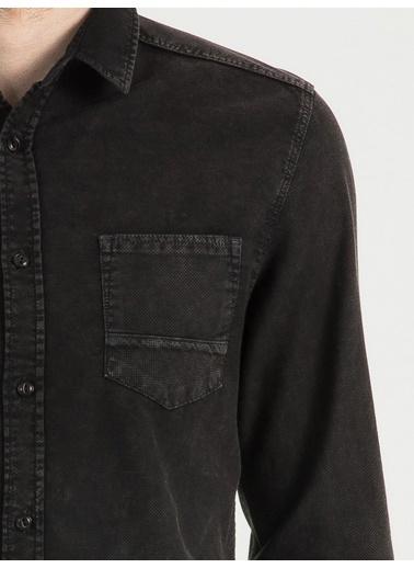 Uzun Kollu Gömlek-Loft